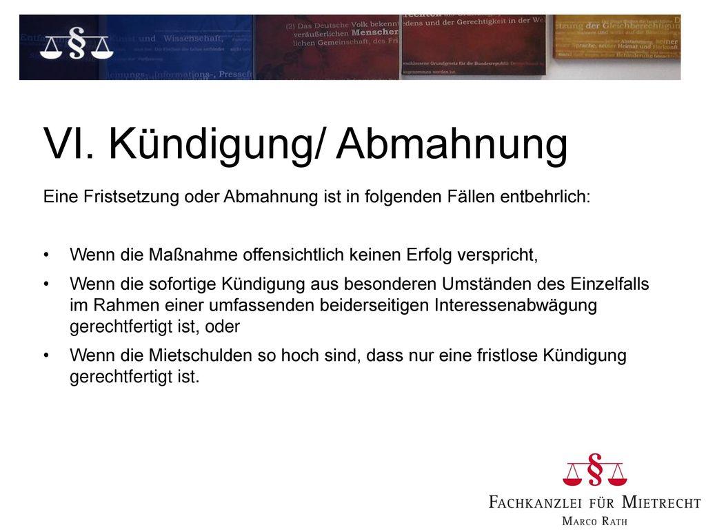 Fachanwalt Für Miet Und Weg Recht Ppt Video Online Herunterladen