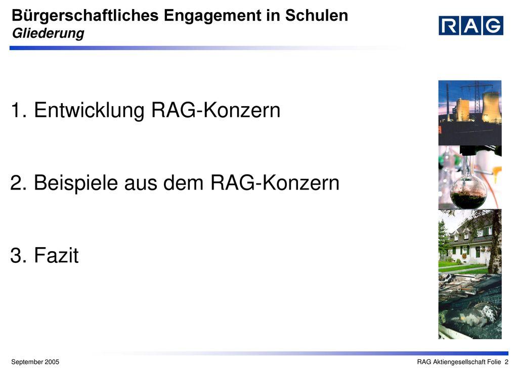 Bürgerschaftliches Engagement In Schulen Das Beispiel Rag