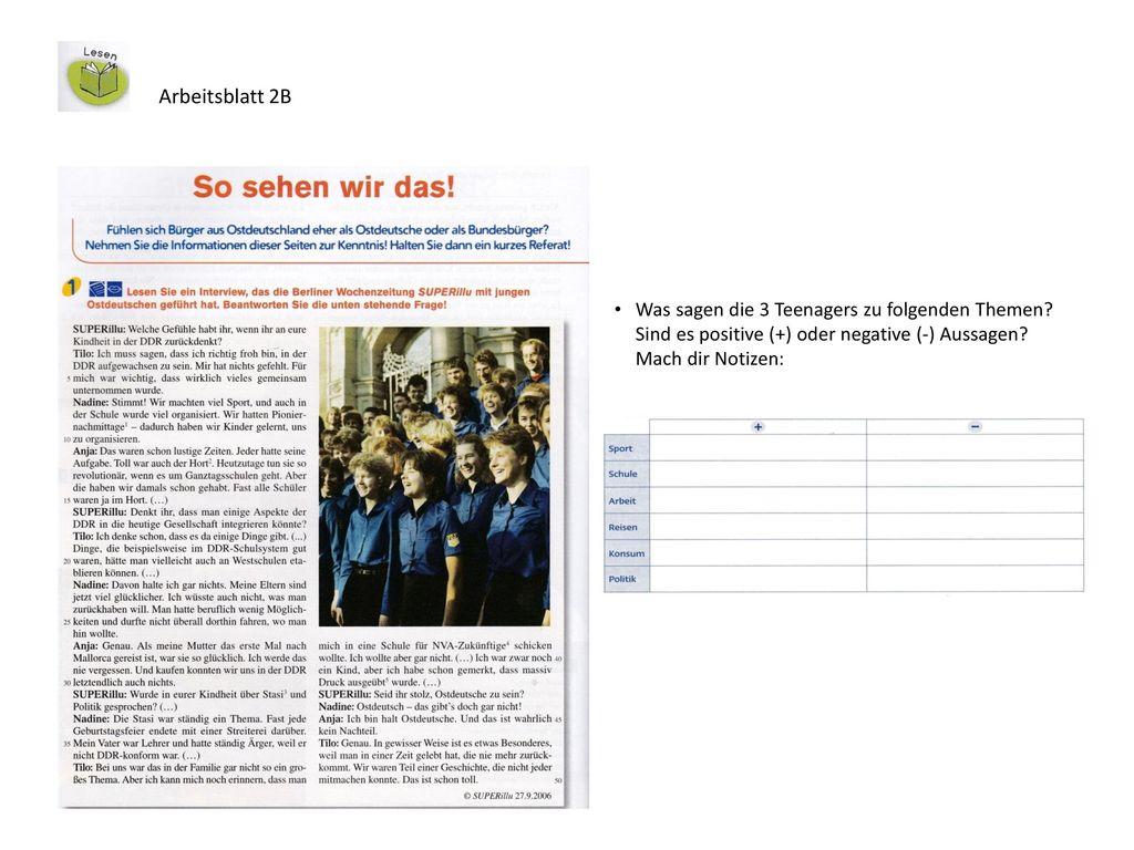 COMPREHENSION ECRITE Es war… Berlin 3ème LV1 - ppt herunterladen