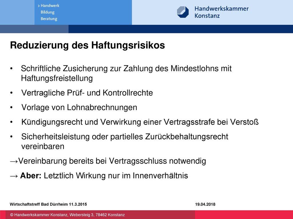 Wirtschaftstreff Bad Dürrheim - ppt herunterladen