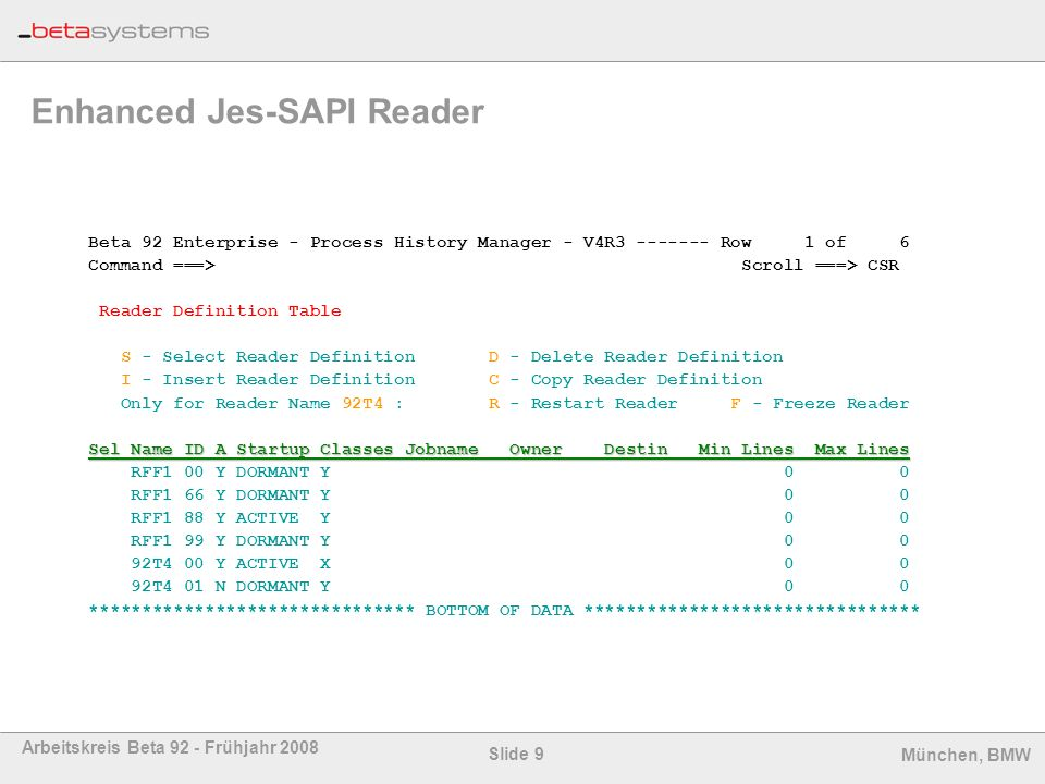 Enhanced Jes-SAPI Reader