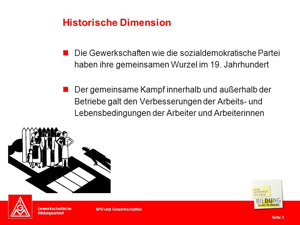Historische Dimension