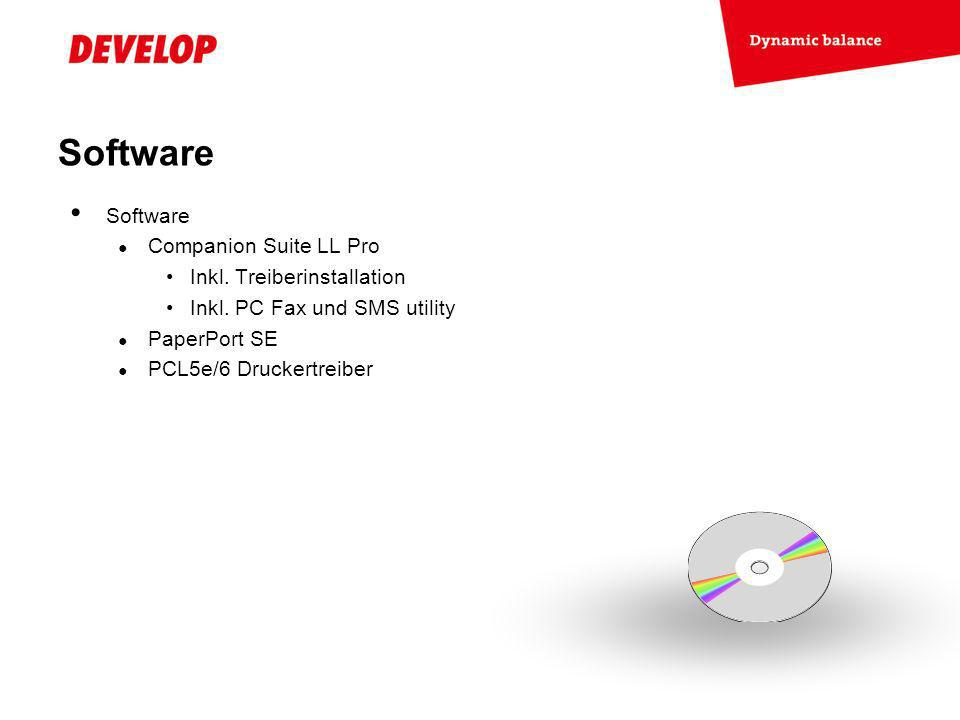 Software Software Companion Suite LL Pro Inkl. Treiberinstallation