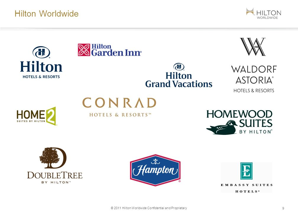 Hilton Worldwide – Central & Northern Europe