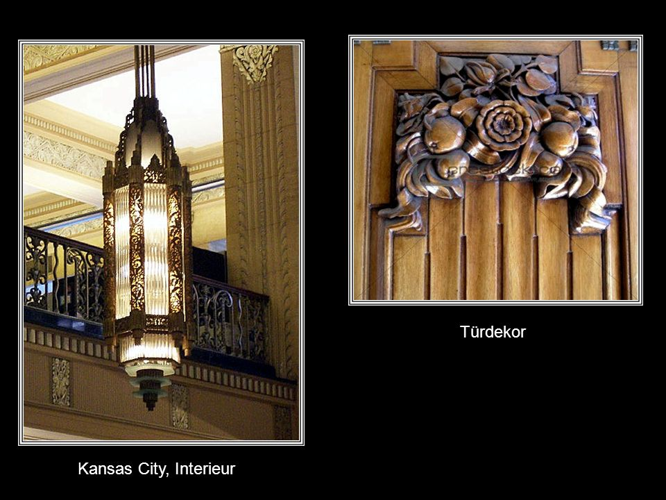 Türdekor Türdekor Kansas City, Interieur