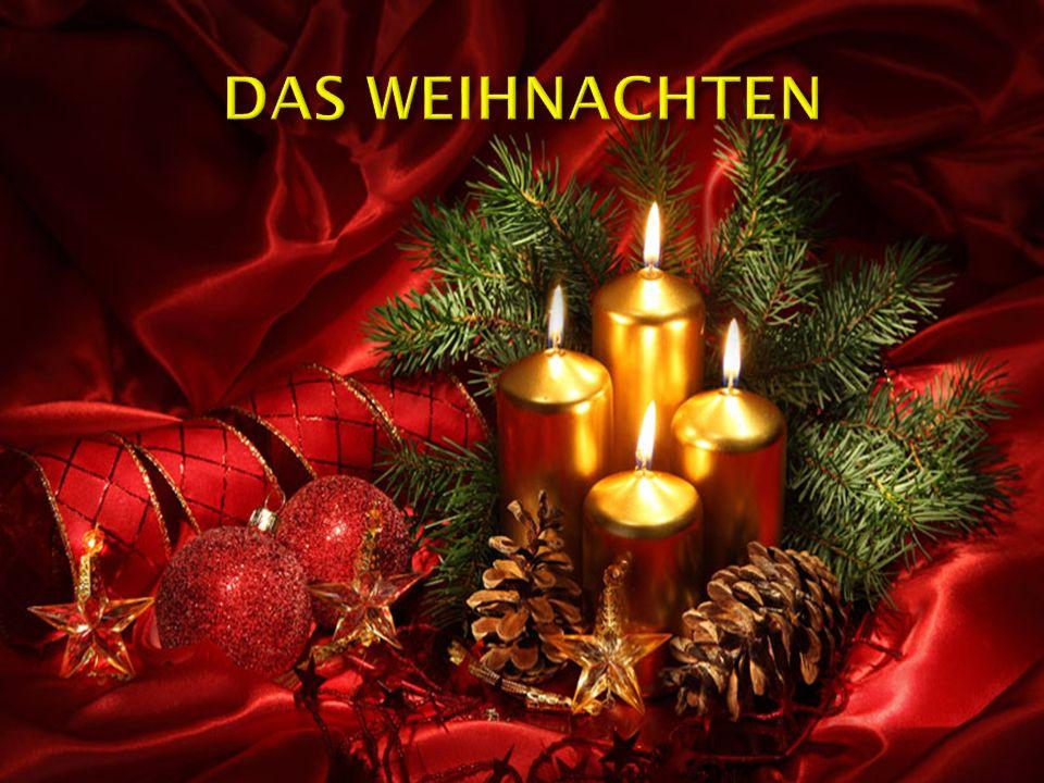 Das Weihnachten.Feste In Deutschland Autorin Protas Viktoria Ppt Video Online