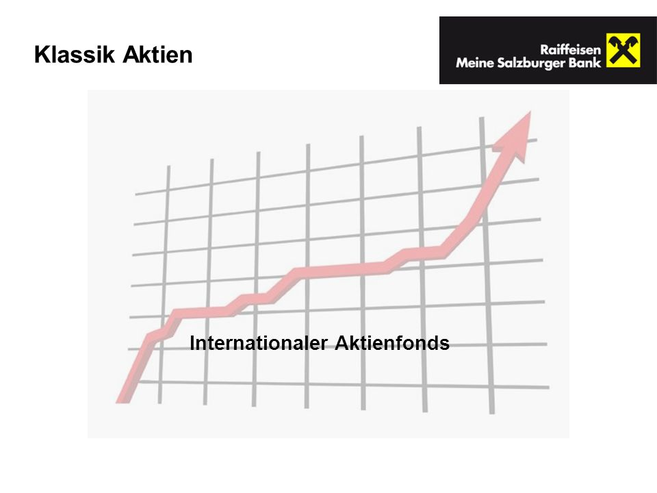 Internationaler Aktienfonds