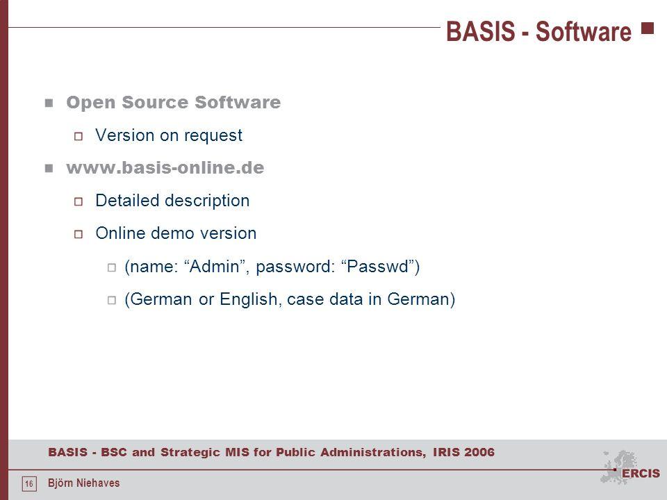Basis Balanced Scorecards And Strategic Management Information