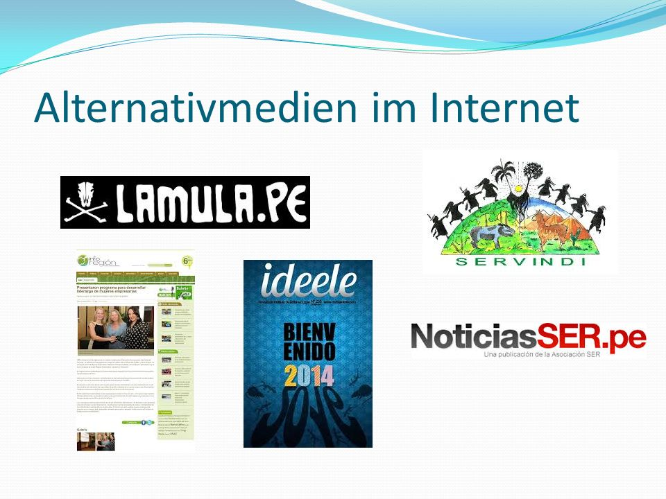 Alternativmedien im Internet