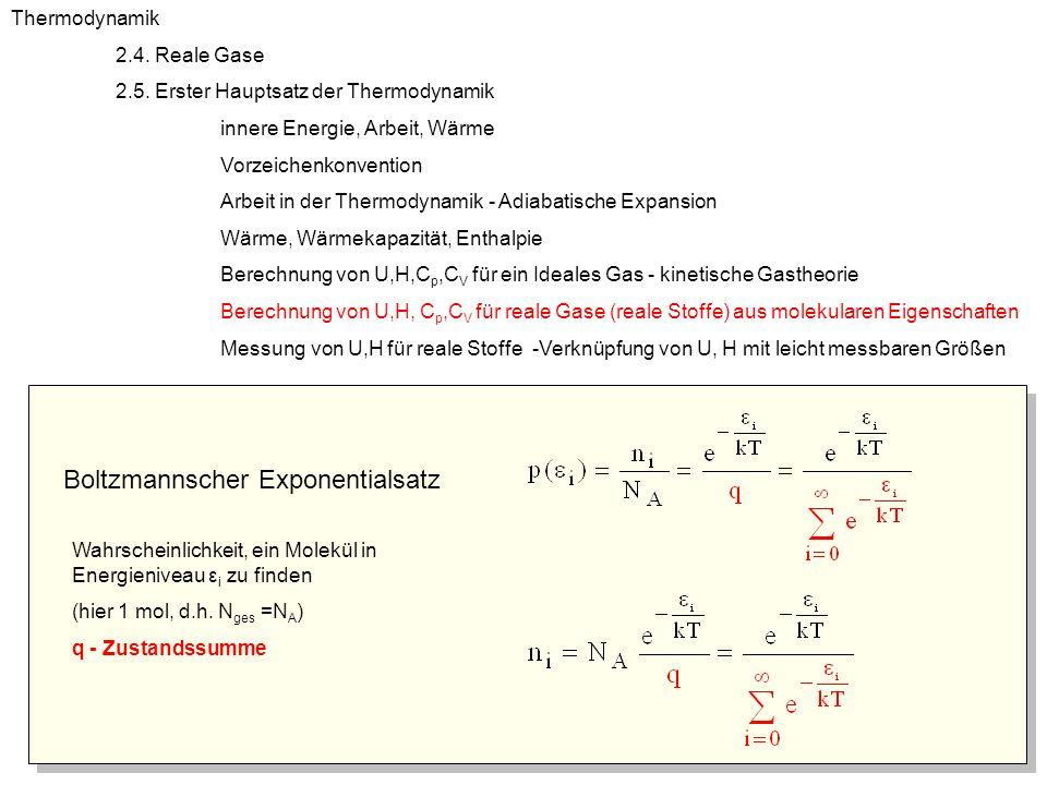 Boltzmannscher Exponentialsatz - ppt video online herunterladen