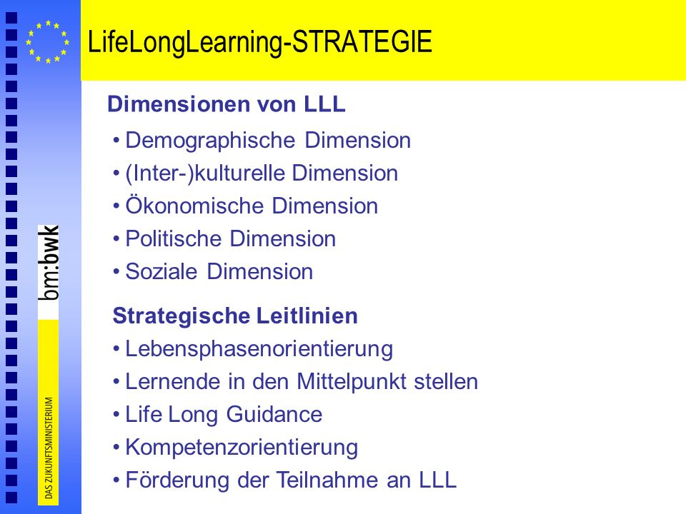 LifeLongLearning-STRATEGIE