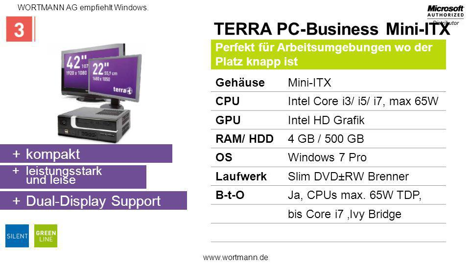 TERRA PC-Business Mini-ITX