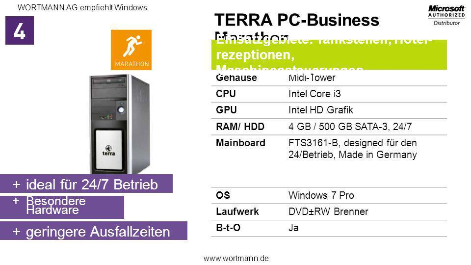 TERRA PC-Business Marathon