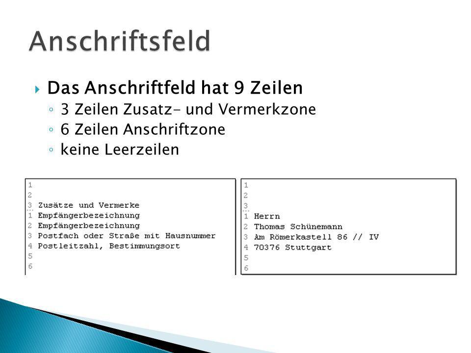 Das Format Für Den Perfekt Gestalteten Brief Ppt Video Online