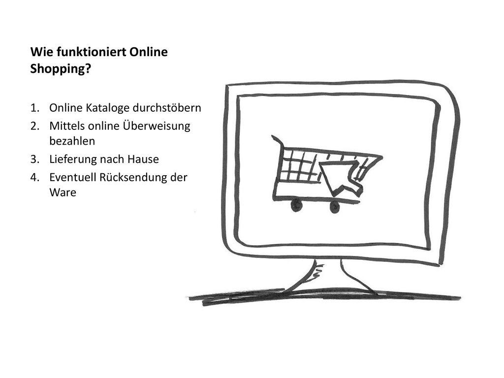 Online Shopping Ppt Herunterladen