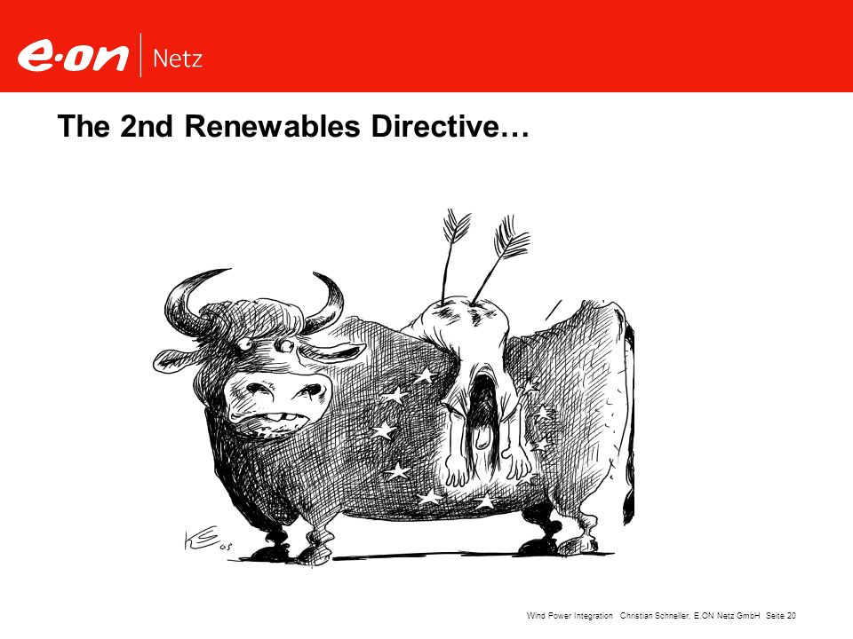 The 2nd Renewables Directive…