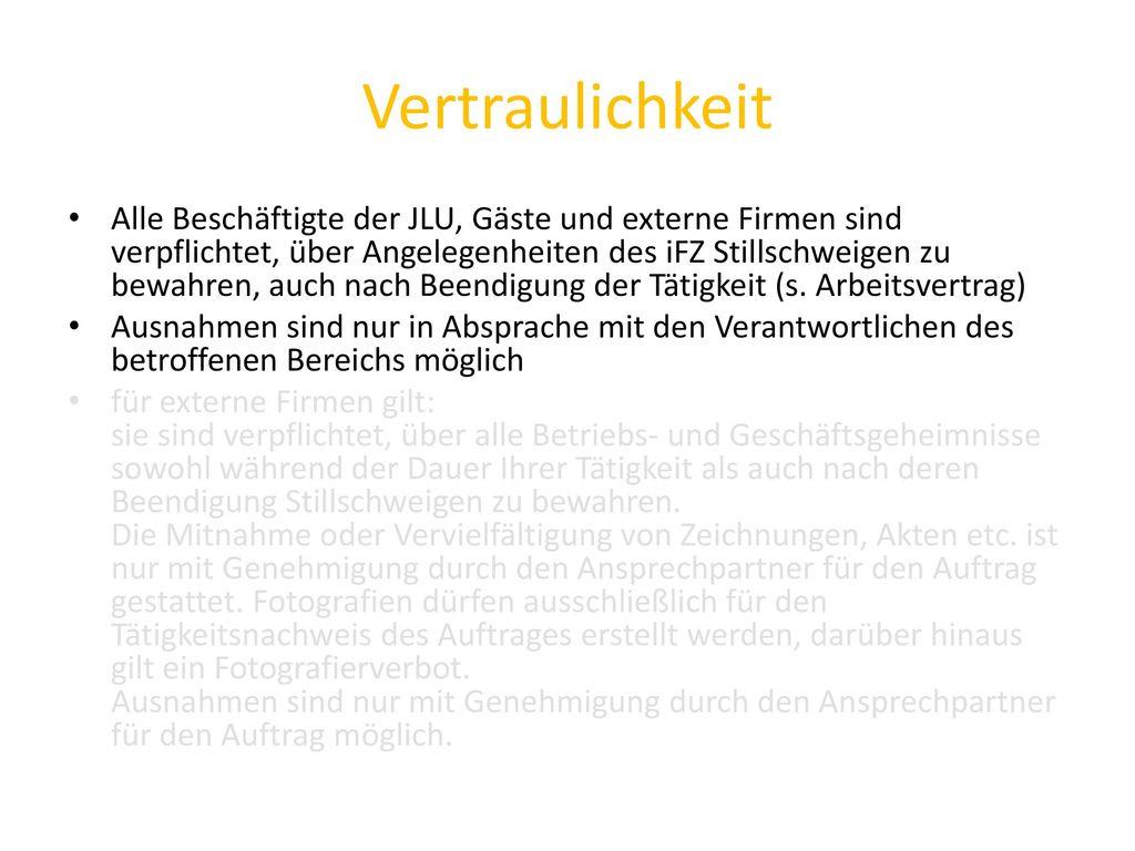 Handbuch und Vorlage für Ersteinweisungen und Sicherheitsbelehrungen ...