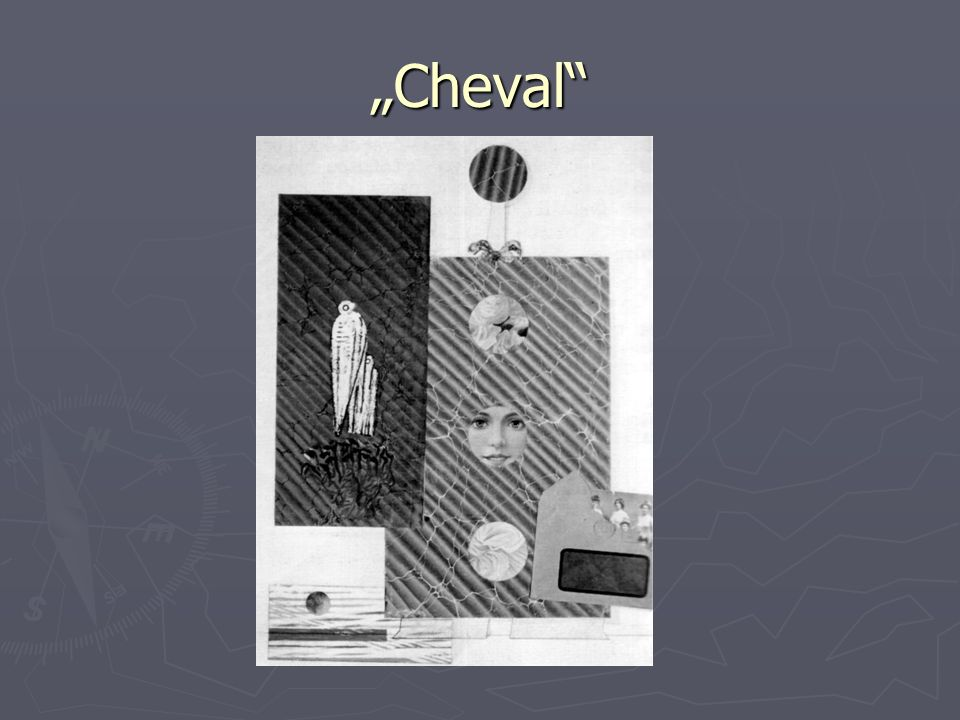 """Cheval"