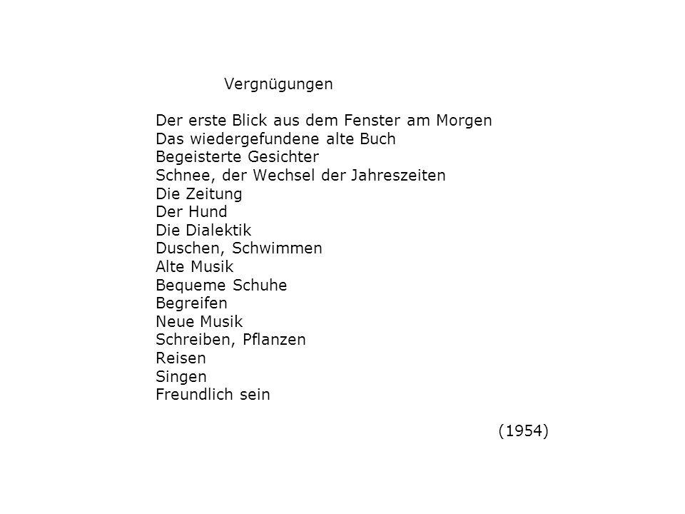 Brecht gedicht dialektik