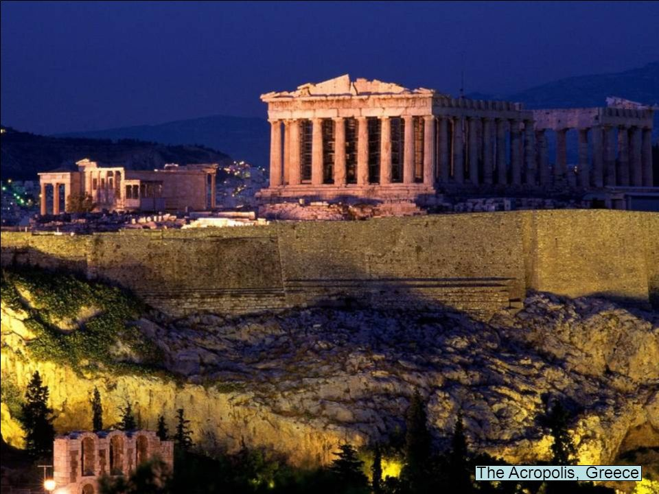 The Acropolis, Greece