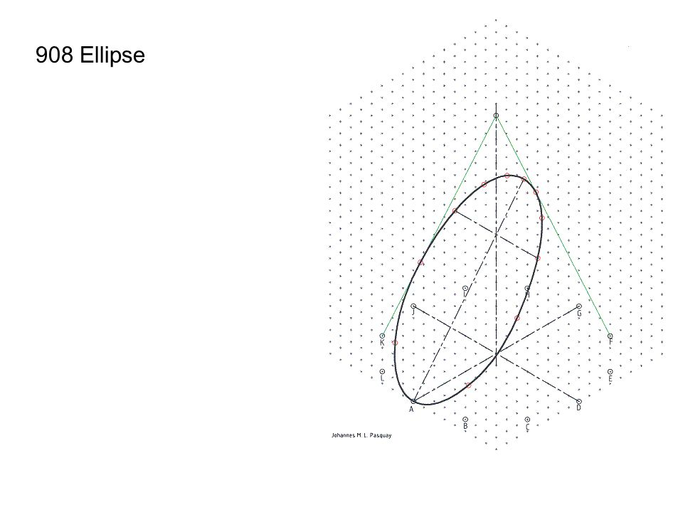 908 Ellipse