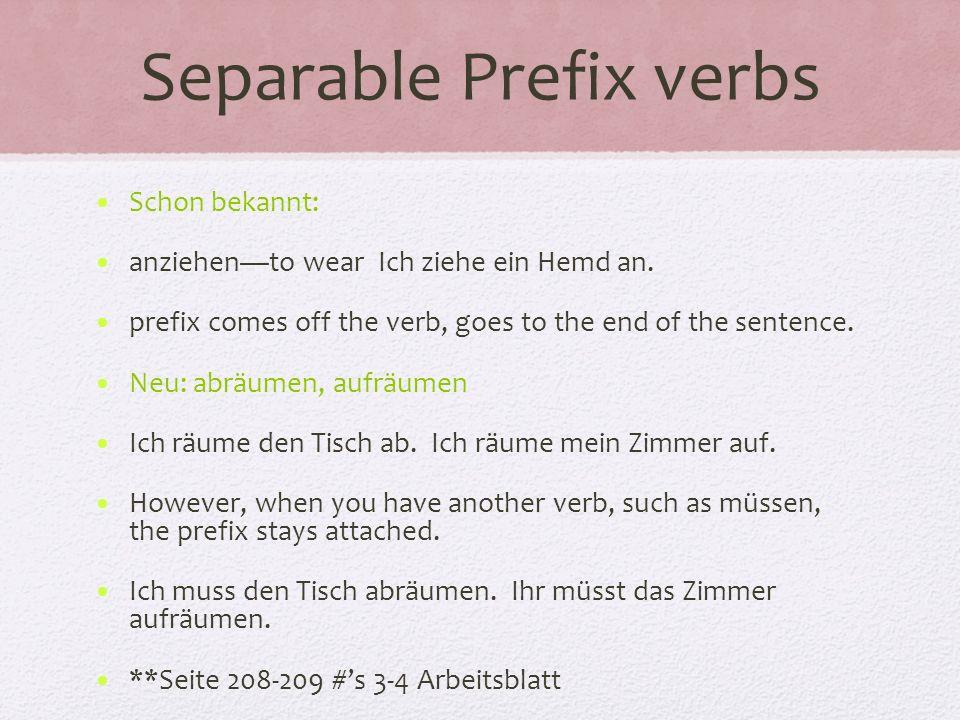 Beautiful Prefix Arbeitsblätter Für Grad 3 Image - Mathe ...