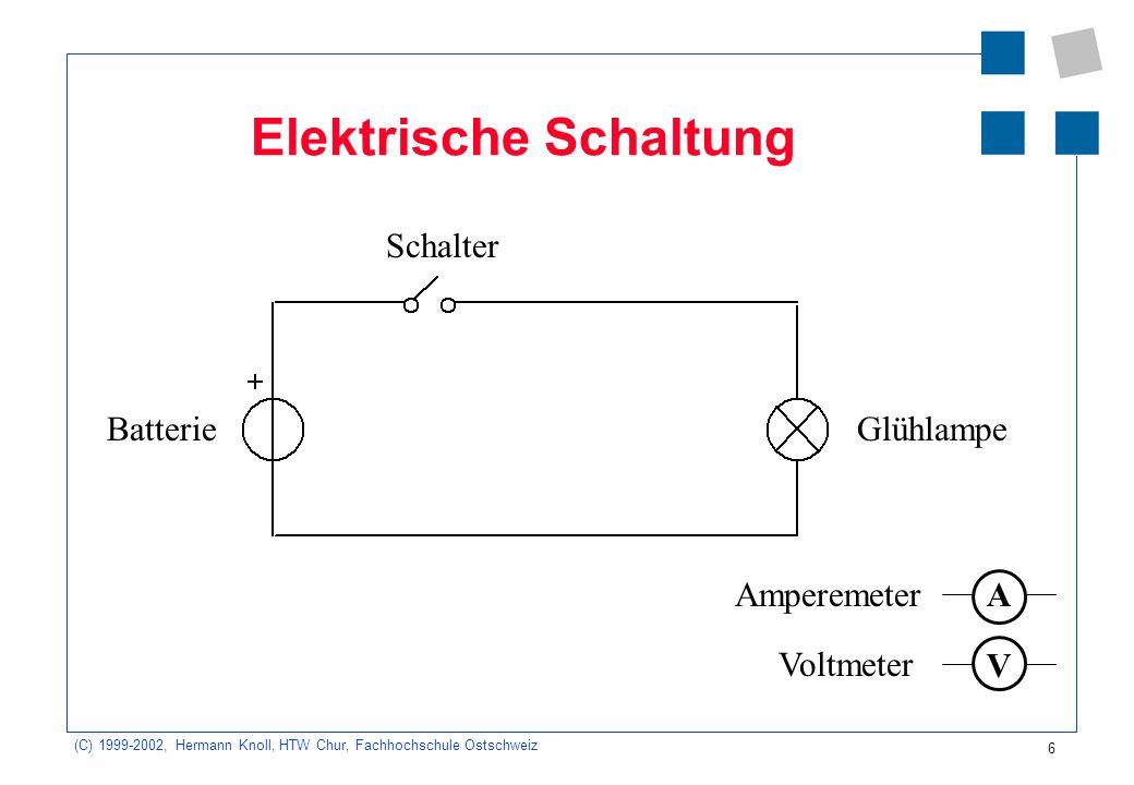 Elektrizität im Alltag - ppt herunterladen