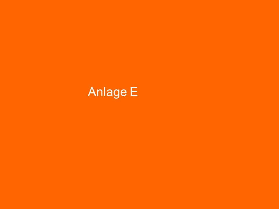 Anlage E © 2000 Arthur Andersen All rights reserved.