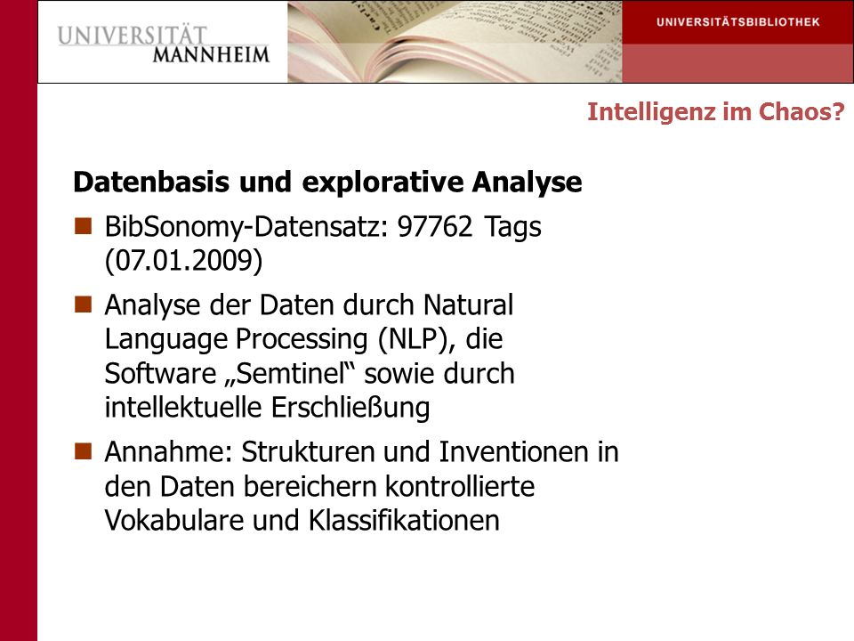 Datenbasis und explorative Analyse