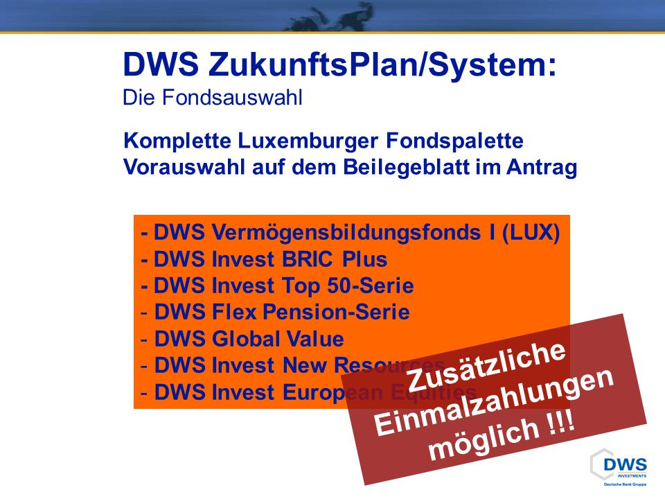 DWS Global Value