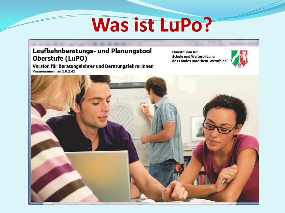 Was ist LuPo