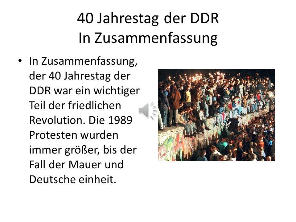 40 Jahrestag Der Ddr Carl Schultz Ppt Video Online Herunterladen