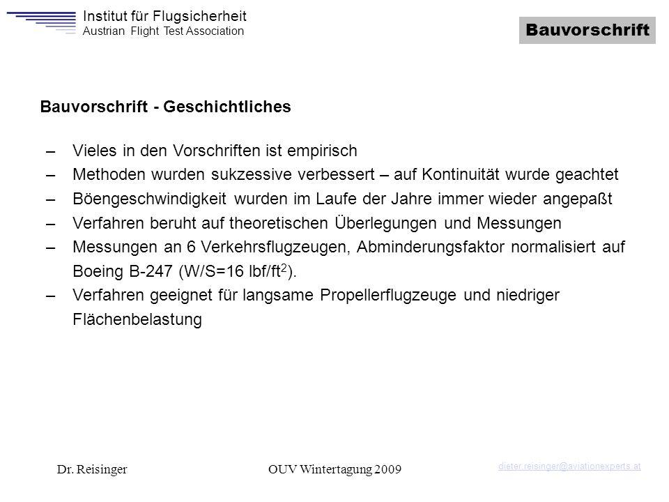 Dr.-Ing. Dieter Reisinger, MSc - ppt herunterladen