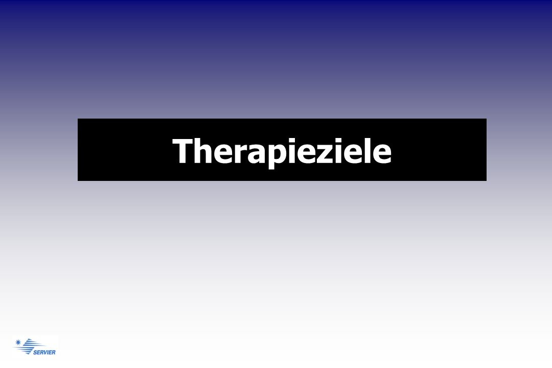 Therapieziele