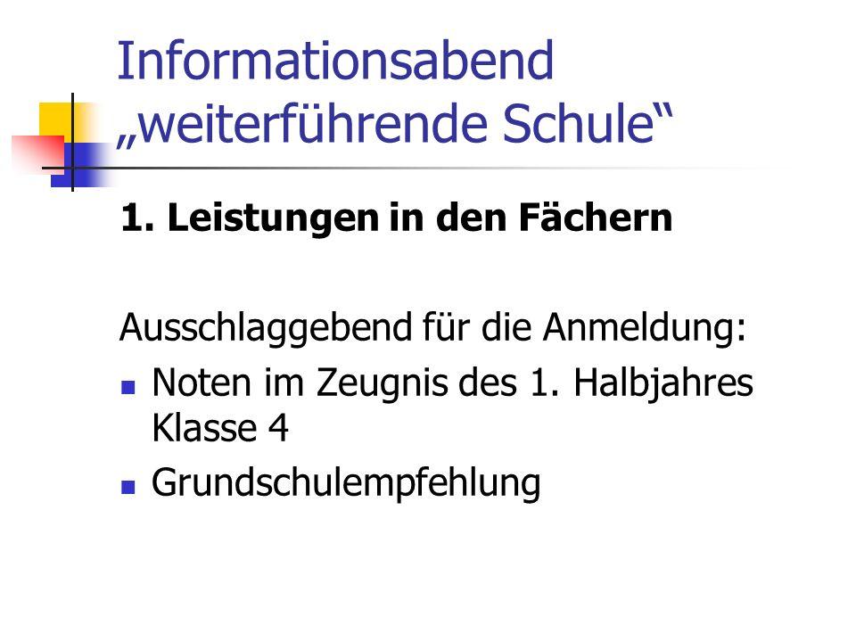 """Informationsabend """"weiterführende Schulen"""" - ppt video online ..."""