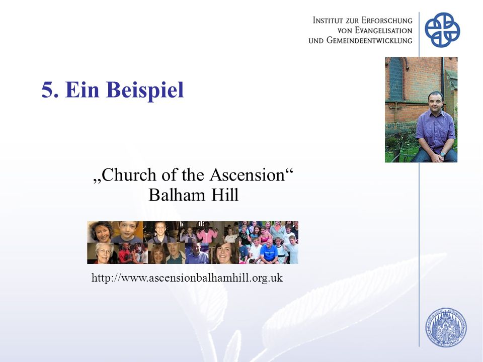 """Church of the Ascension Balham Hill"