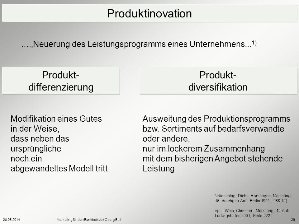 29 - Produktdiversifikation Beispiel