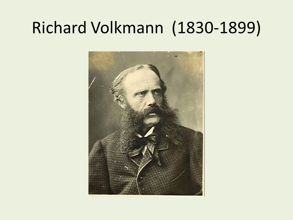 Richard Volkmann (1830-1899)