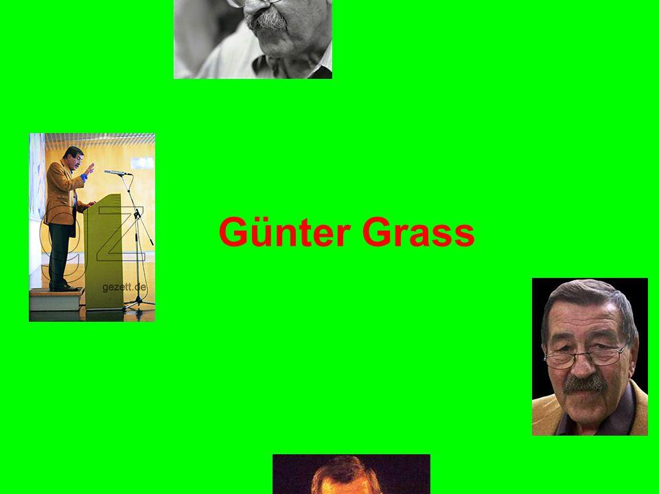1 gnter grass - Gunter Grass Lebenslauf