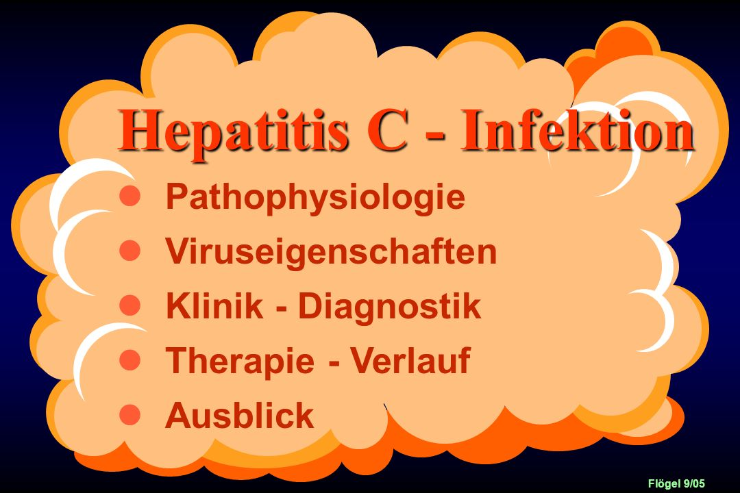 Hepatitis C - Infektion