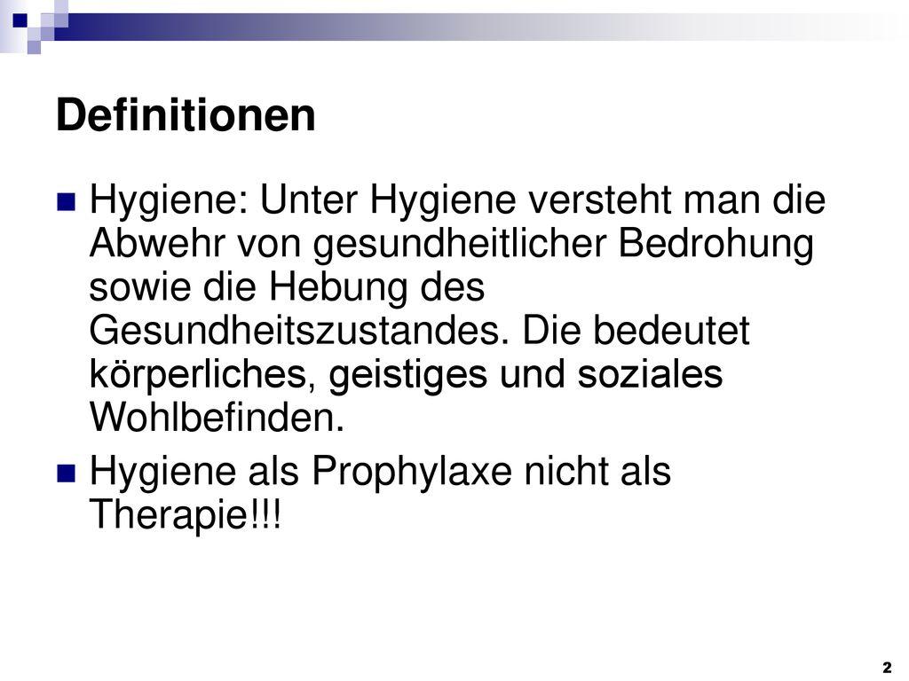 Hygiene Infektionskrankheiten Ppt Herunterladen