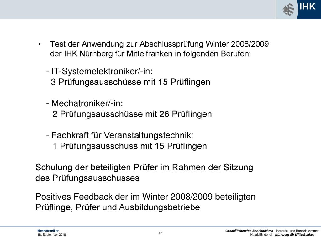 ihk nürnberg abschlussprüfung 2020