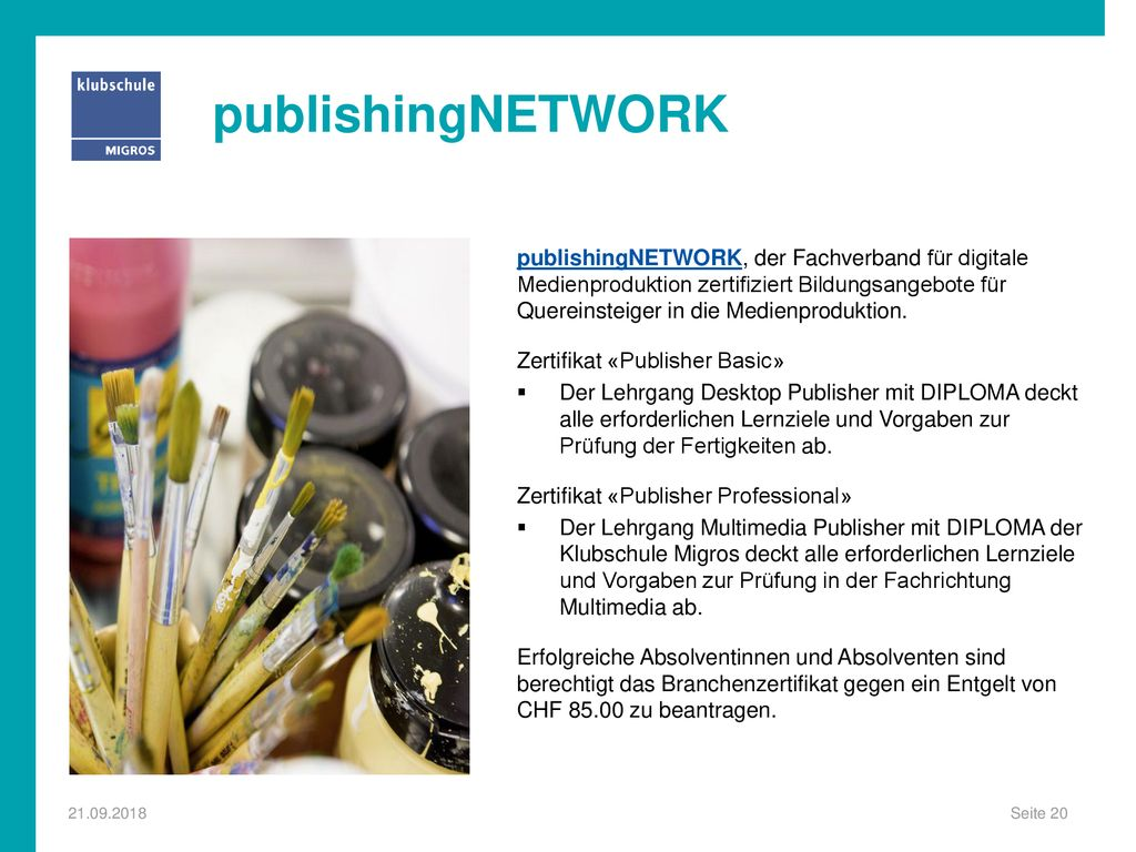 publishingNETWORK