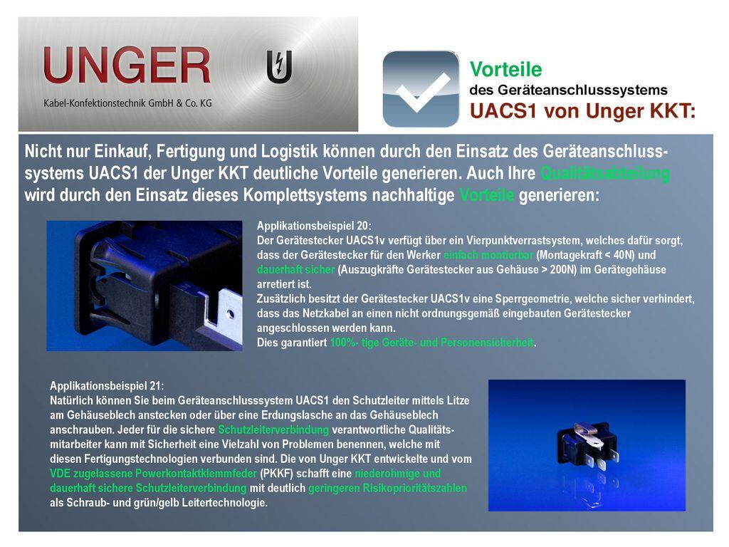 Unger kabel konfektionstechnik gmbh & co. kg energybow ppt