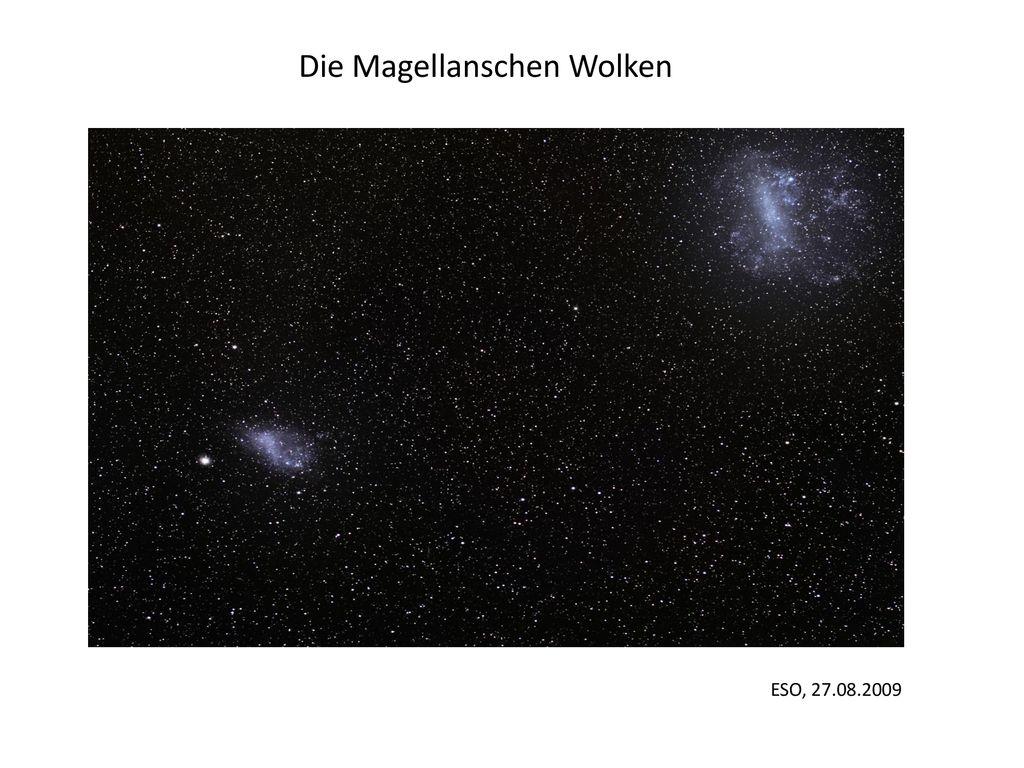 Entfernungsmessung Mit Cepheiden : Unsere milchstraße helligkeiten und entfernungsmessung ppt