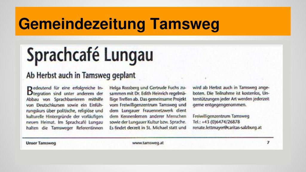 Tamsweg in Salzburg - Thema auf calrice.net
