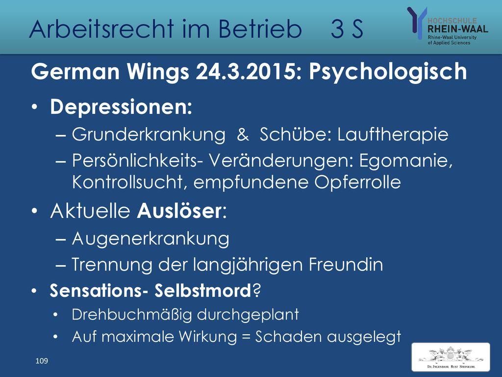 Arbeitsrecht hol-und bringschuld D4a26