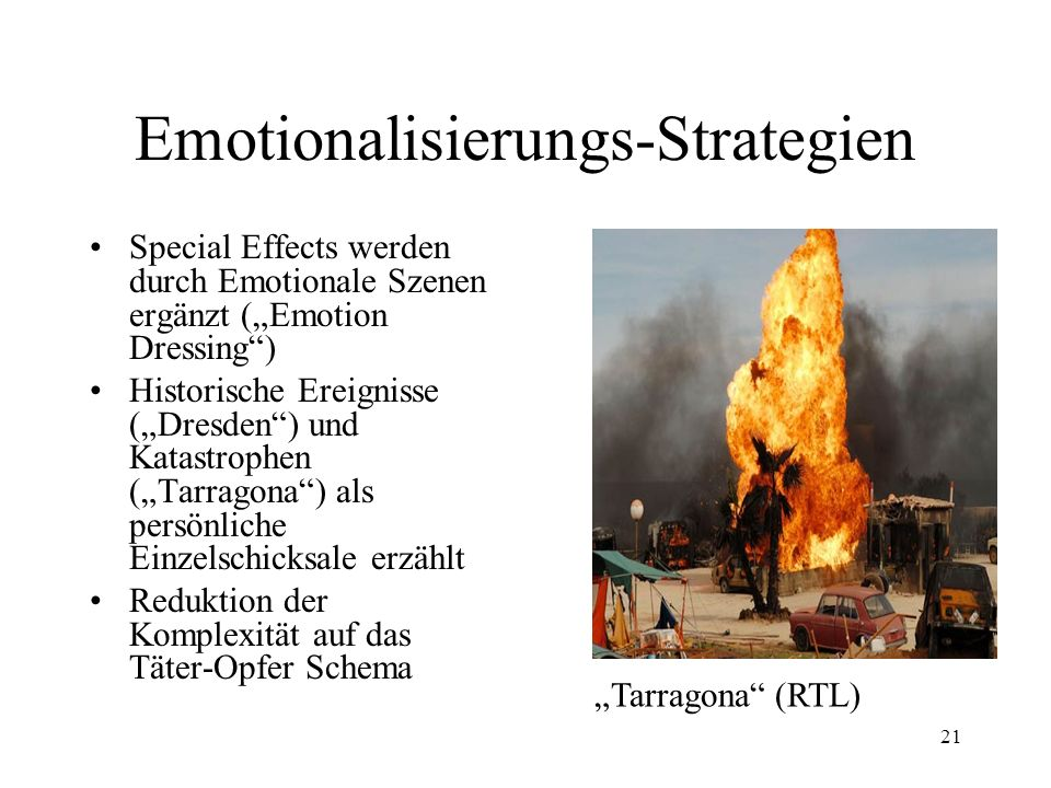 Emotionalisierungs-Strategien