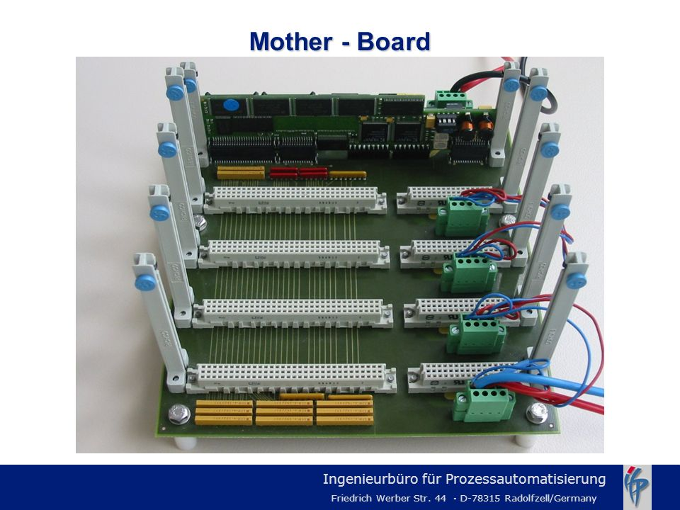 Mother - Board