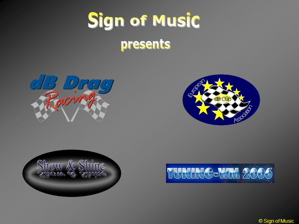 Sign of Music presents © Sign of Music